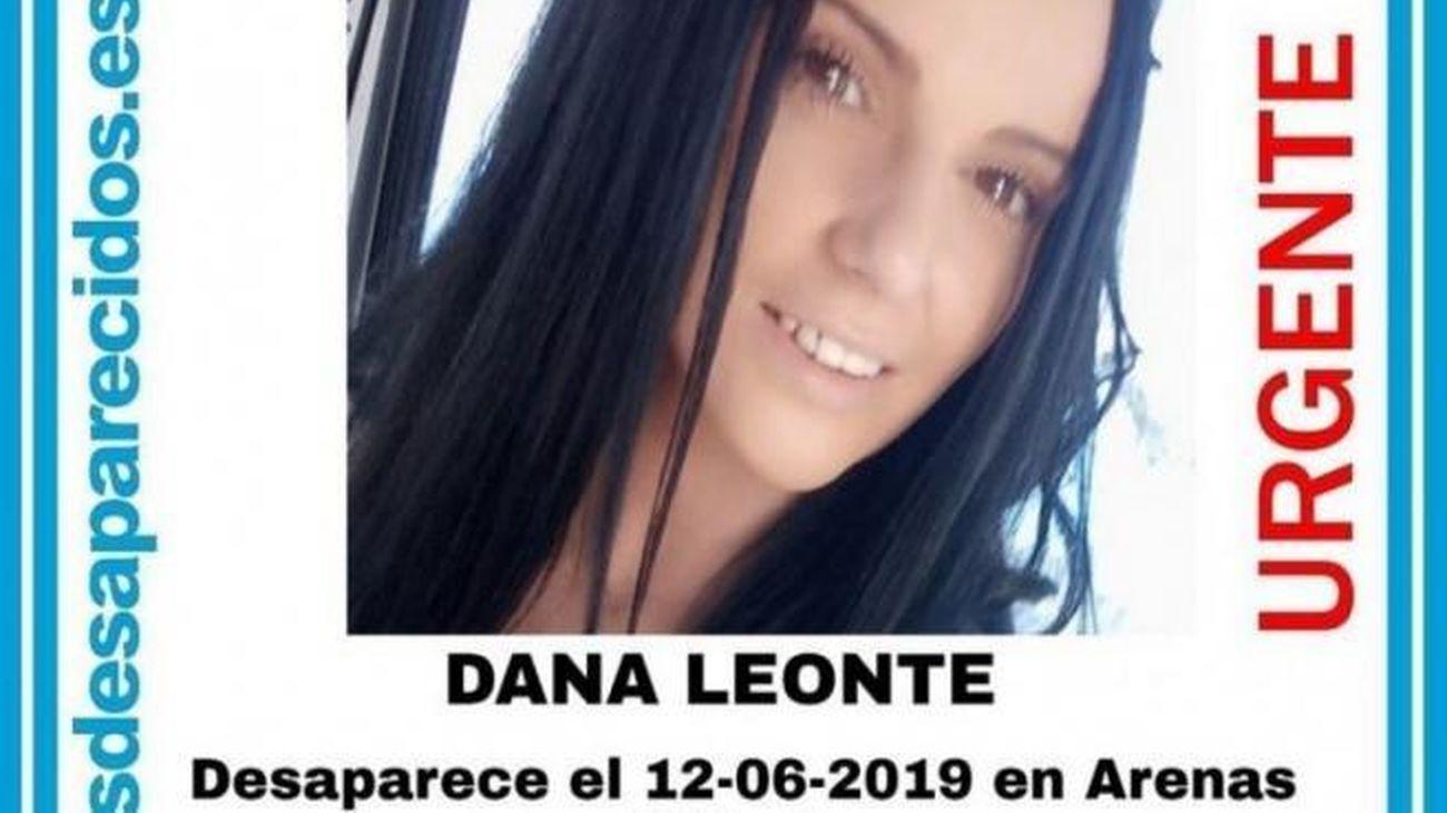 Imagen de la desaparición de Dana Leonte