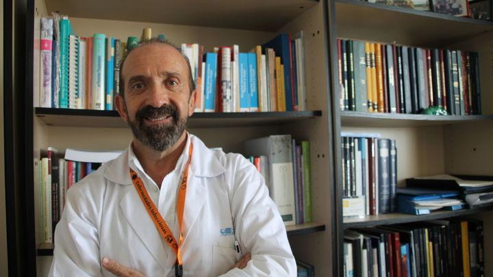 """Doctor Santiago Moreno: """"Esta no va a ser la última pandemia que vamos a vivir"""""""