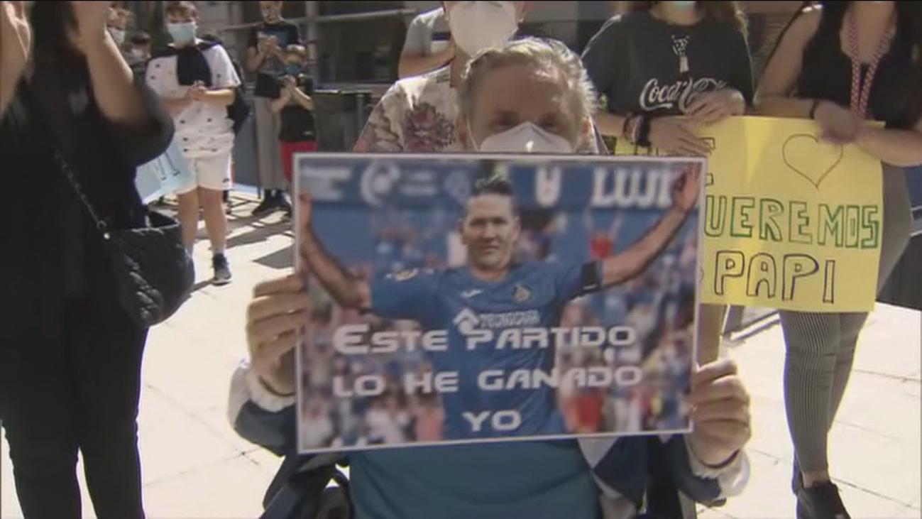 """Javier, tras 76 días en la UCI: """"Cuando estás malo te das cuenta de los amigos que tienes"""""""