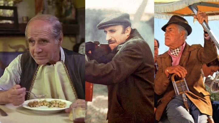 Los grandes secundarios del cine español