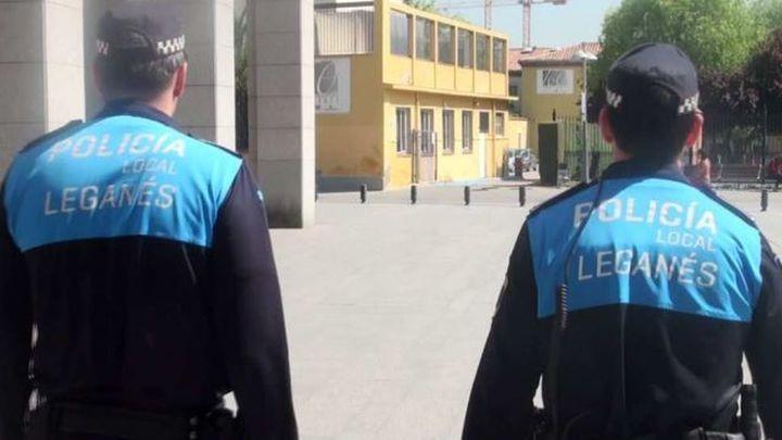 Dieciocho denunciados por participar en una fiesta ilegal en Leganés