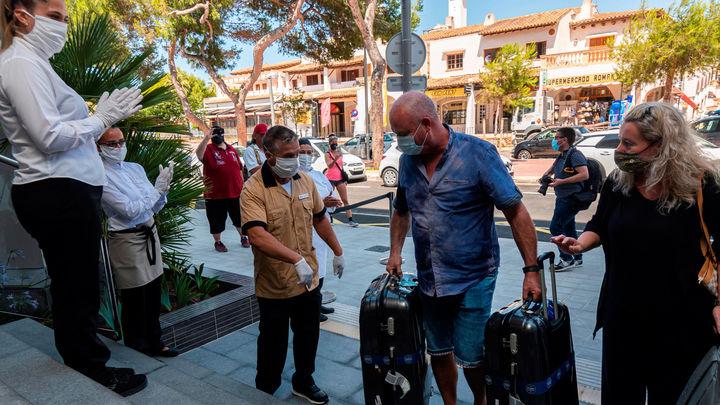 """""""La gente sigue queriendo viajar, lo estamos comprobando"""""""
