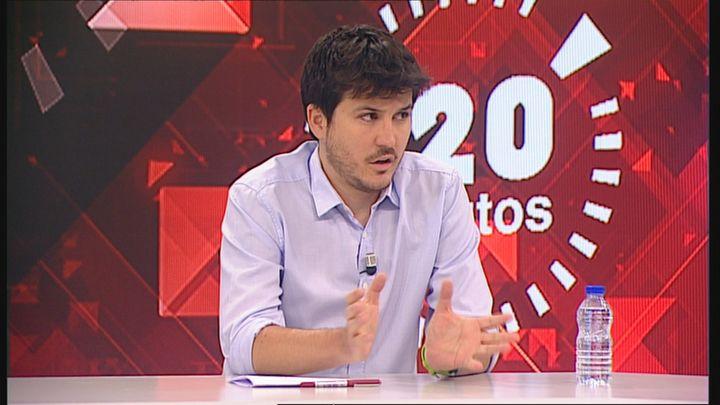 """Pablo Gómez Perpinyá: """"En el tema de las residencias hay una responsabilidad penal y otra política"""""""