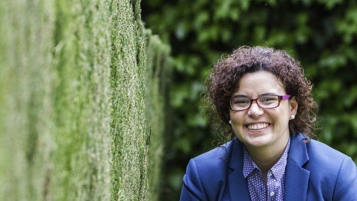 Marta Sánchez Esparza, secretaria Sindicato Periodistas de Madrid