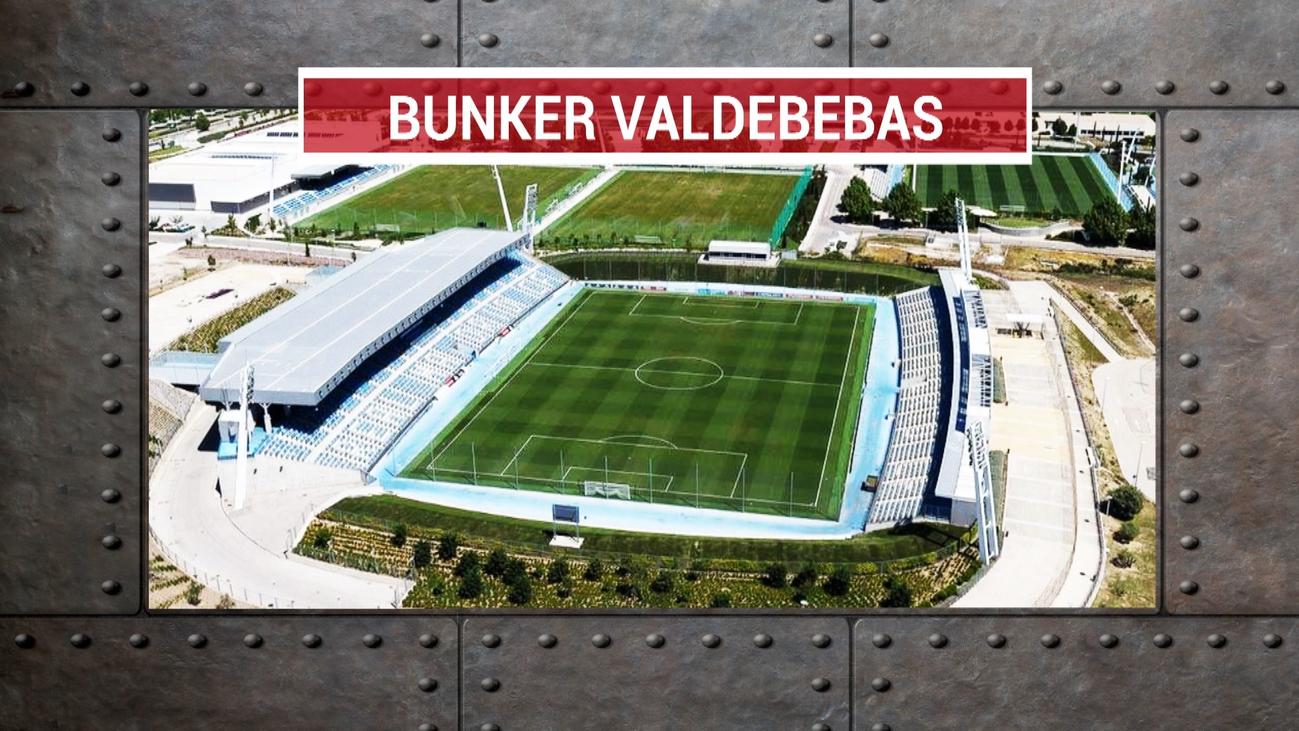 El Real Madrid estrena en Valdebebas su 'nueva normalidad'
