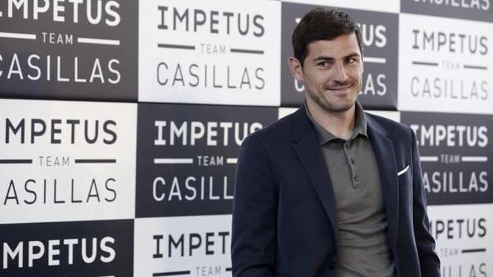 Casillas rechaza la posibilidad de ser ayudante de Ancelotti