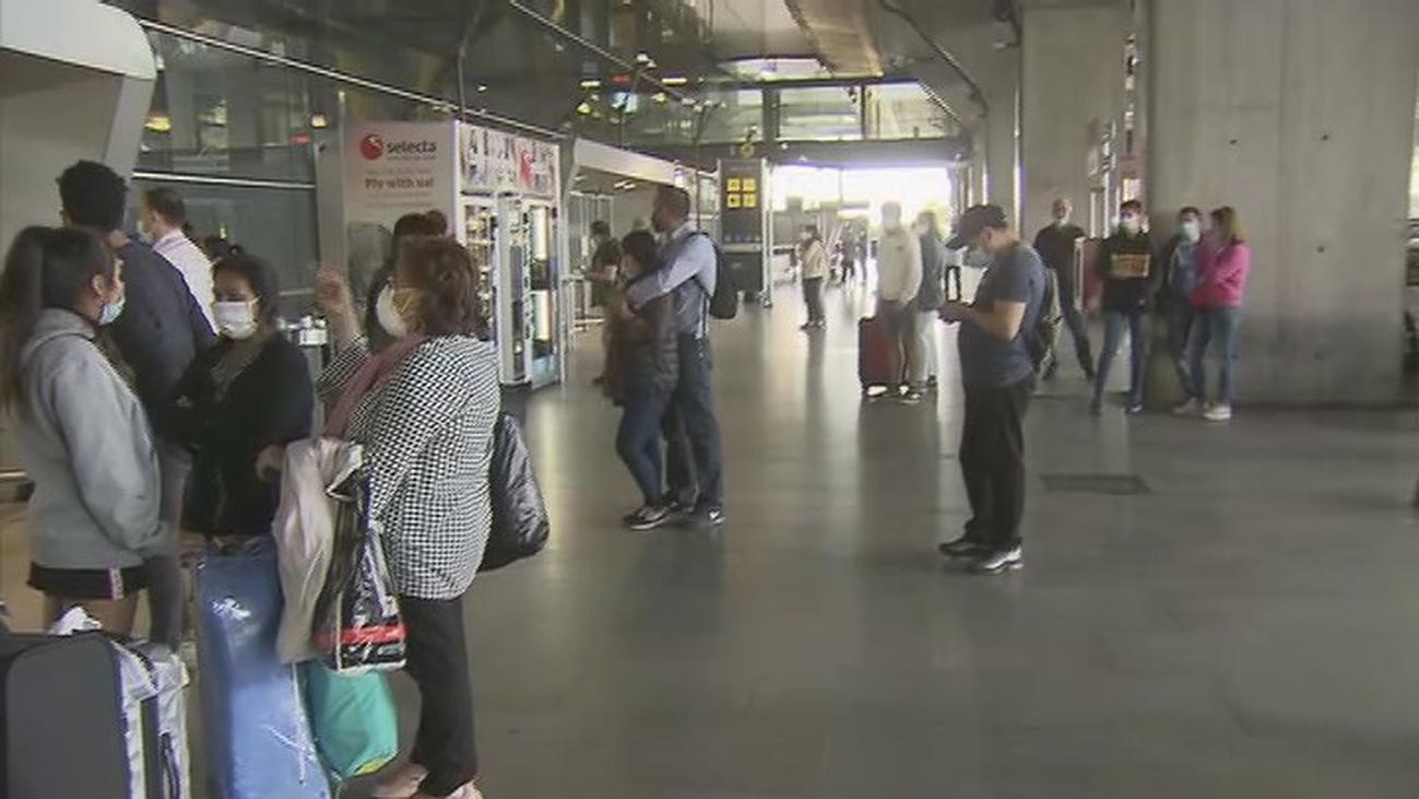 Madrid pide un plan para que Barajas sea un filtro seguro contra el coronavirus