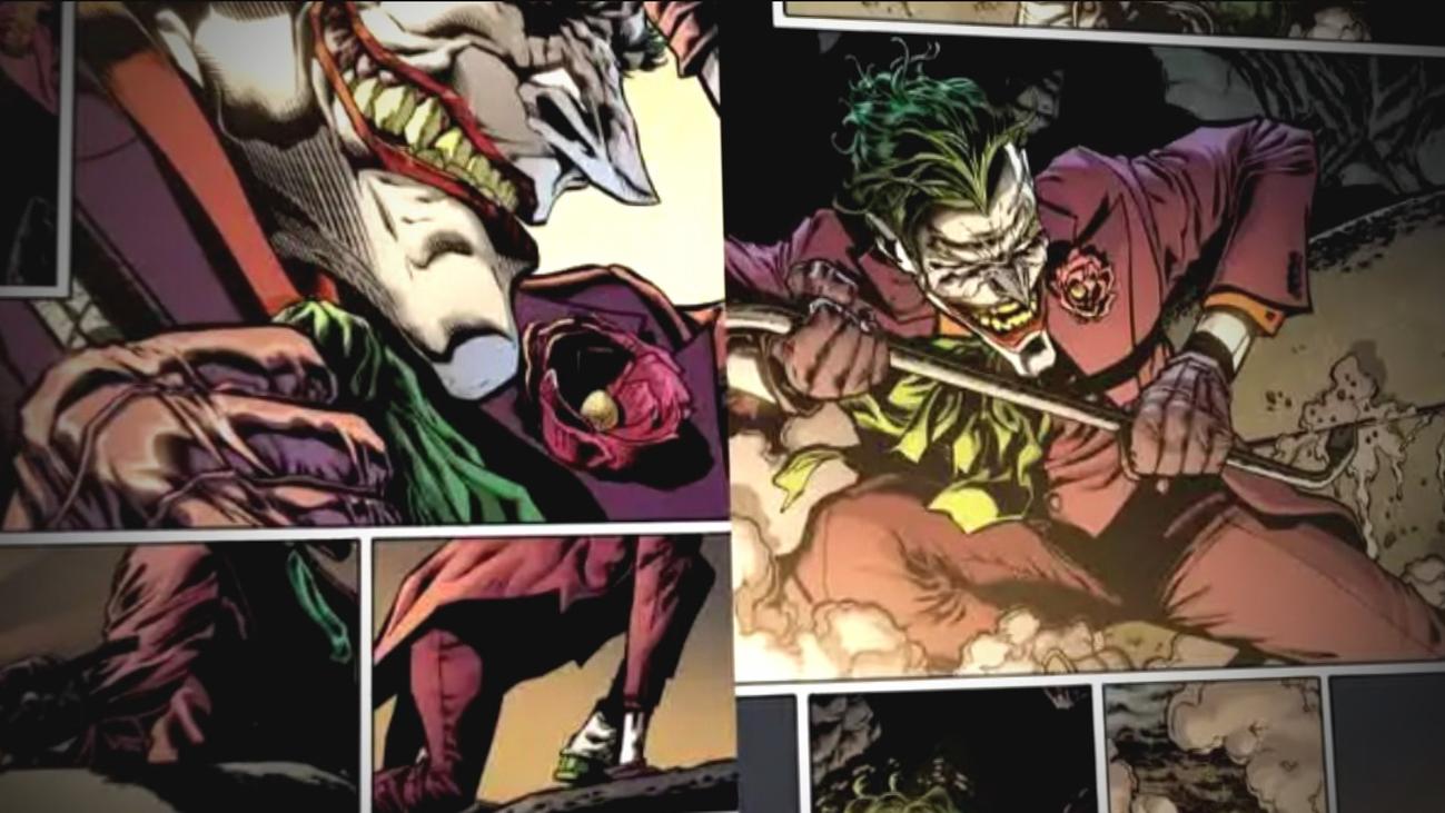 El Joker celebra 80 años con nuevos cómics