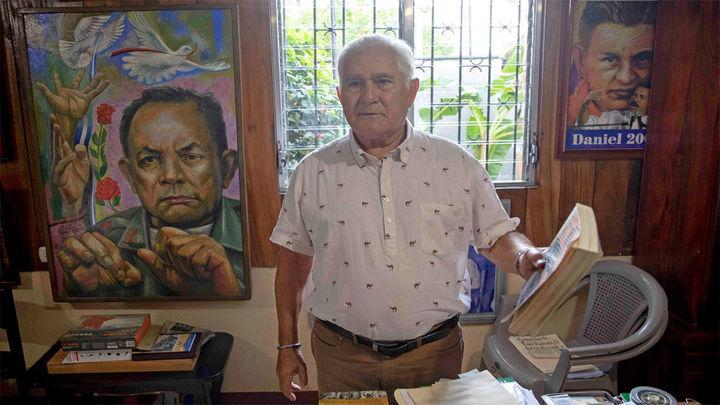 """Fallece el nicaragüense Edén Pastora, el mítico """"Comandante Cero"""""""