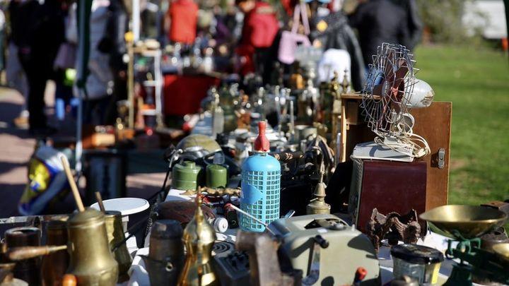 Vuelven los mercados callejeros a Las Rozas
