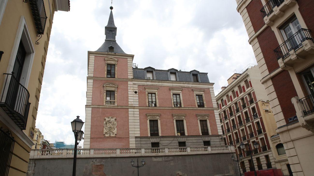 Salón de reinos, Madrid