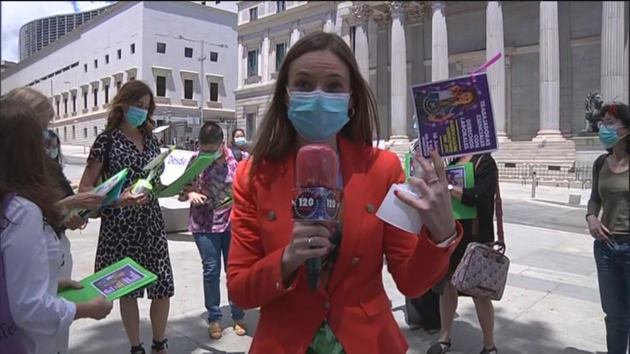 Empleadas del hogar piden ante el Congreso que se protejan sus derechos laborales