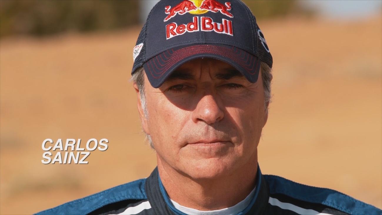 Carlos Sainz, un pionero por encima de la edad y el infortunio