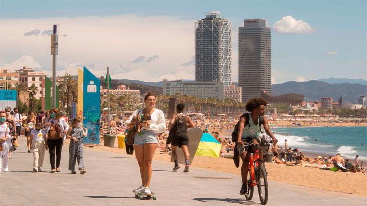 Barcelona y Lleida  pasan a fase 3 este jueves y se abre la movilidad a toda Cataluña