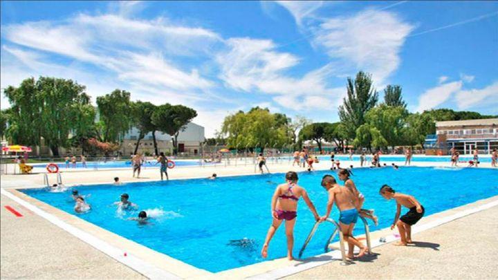 Así será la reapertura de las piscinas en los grandes municipios de Madrid