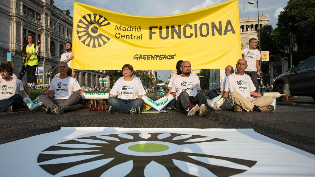 Anulada definitivamente la moratoria a las multas de Madrid Central