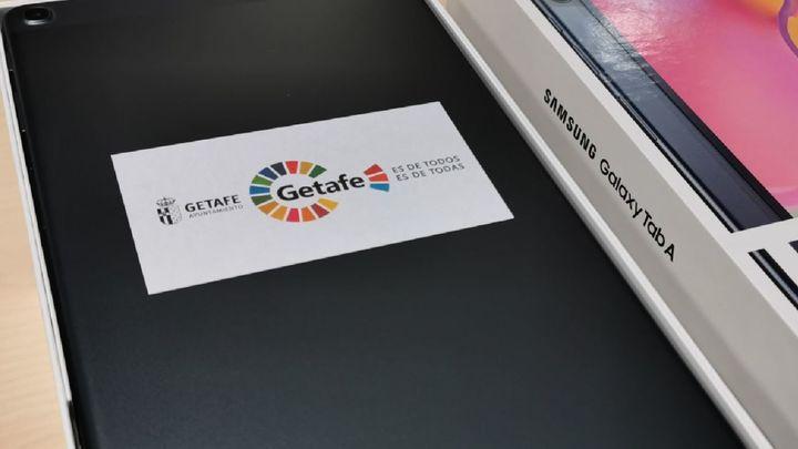 Getafe invertirá 50.000 euros en la compra de tablets para familias