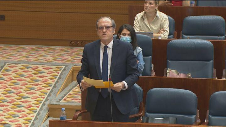 Gabilondo no recogerá su acta de diputado en la Asamblea de Madrid