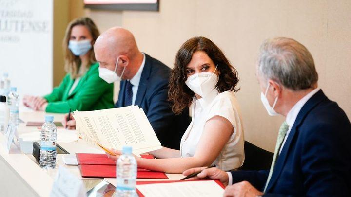Madrid firma un protocolo pionero para proteger a los animales del covid-19