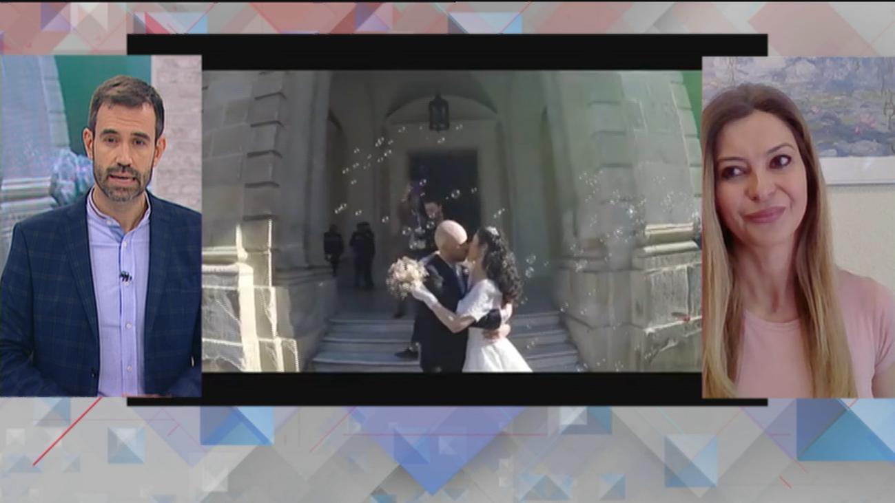El sector de las bodas espera recuperarse en otoño, cuando se celebren los enlaces aplazados por la pandemia