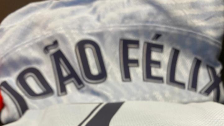 """Joao Felix: """"Estos dos goles me darán mucha confianza"""""""