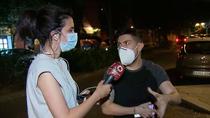 """Habla un testigo del tiroteo en Villaverde: """"El hombre bajaba tranquilo con la mano en la pierna"""""""