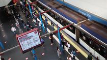 Una app de Metro de Madrid para móvil permite saber cuál es la ruta con menos gente y la frecuencia de trenes