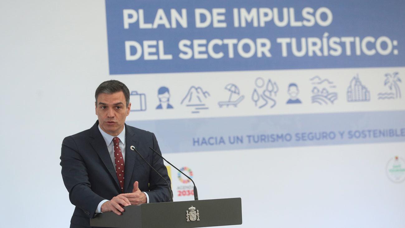 El Gobierno destina 4.262 millones de euros para impulsar la recuperación del turismo