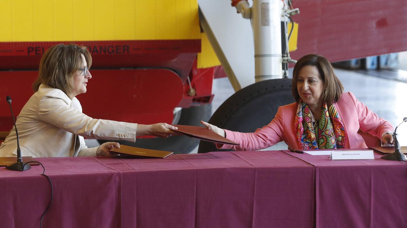 """Ribera urge a la """"colaboración"""" para dar una respuesta rápida a los incendios"""
