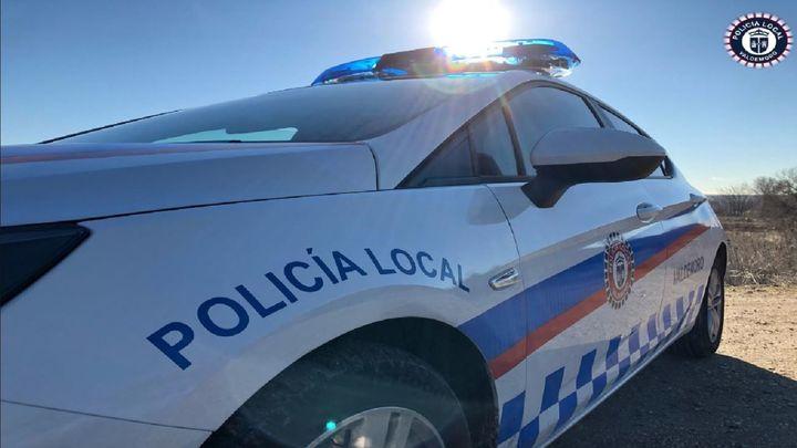 Detenido tras golpear a su expareja delante de su hijo en Valdemoro