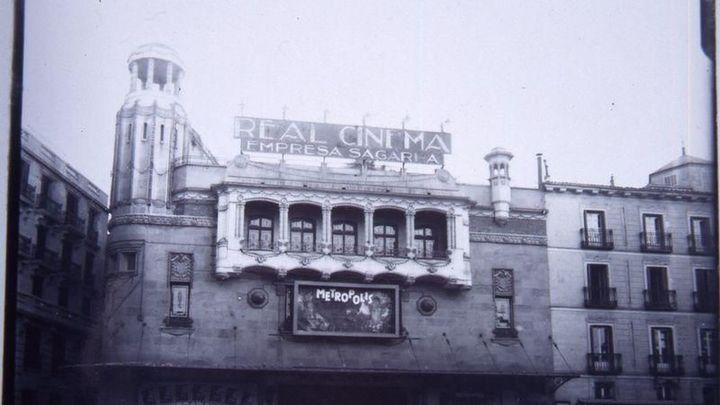 La historia del Real Cinema de Madrid