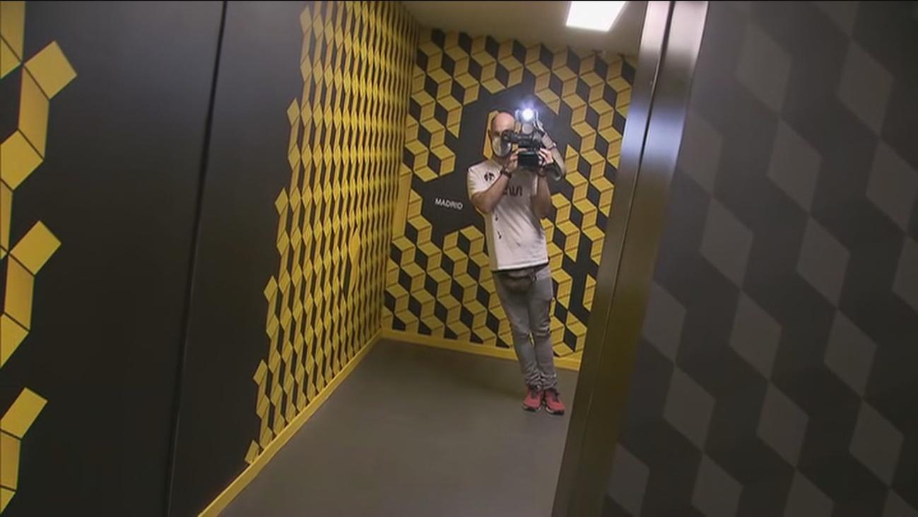 El Museo de las ilusiones. un lugar donde nada es lo que parece