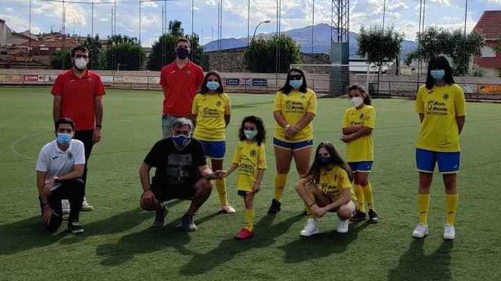 Pedrezuela pelea para disfrutar del fútbol femenino