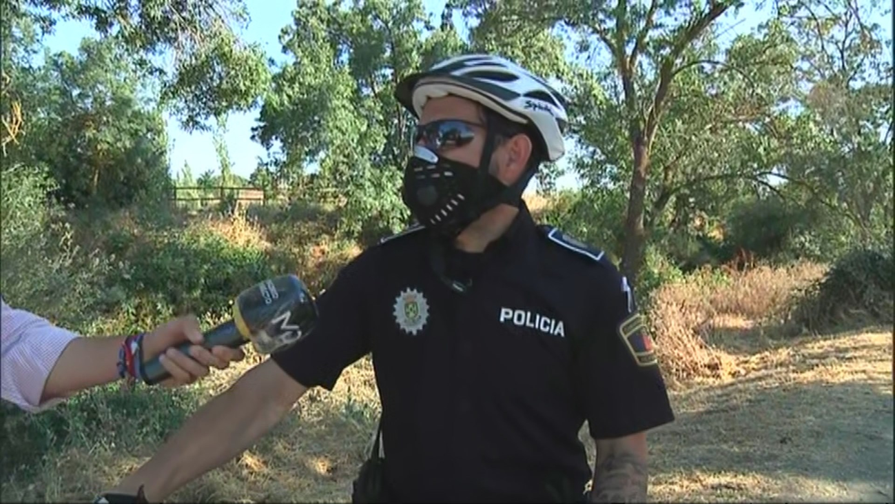 Radares para bicicletas, en Boadilla del Monte