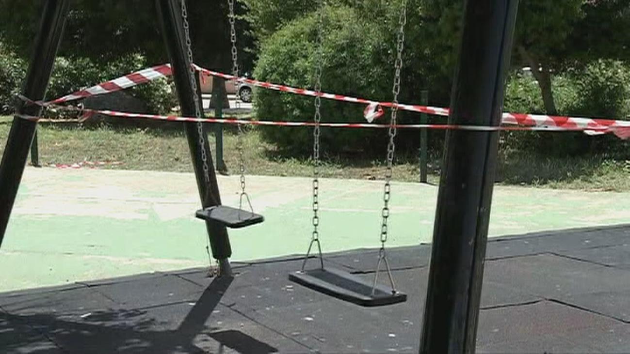 Se abren los parques infantiles este lunes en Madrid