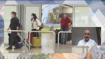 """Médicos del Mundo cree que hay que """"controlar con pruebas las puertas de entrada como Barajas"""""""