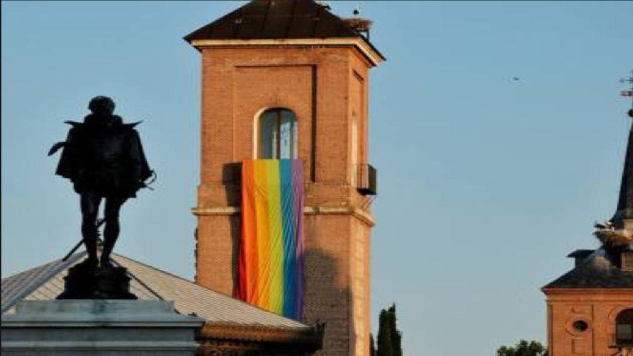 Fiestas del Orgullo en Alcalá