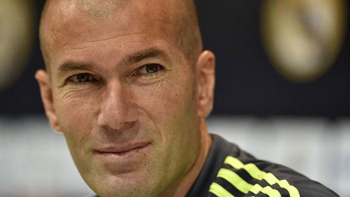 """Zidane: """"Tenemos partidos duros hasta el final y hay que jugar los 90 minutos a un nivel alto"""""""