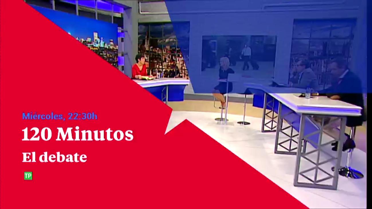 Esta noche presentamos una nueva encuesta MadriData en 120 Minutos: El Debate