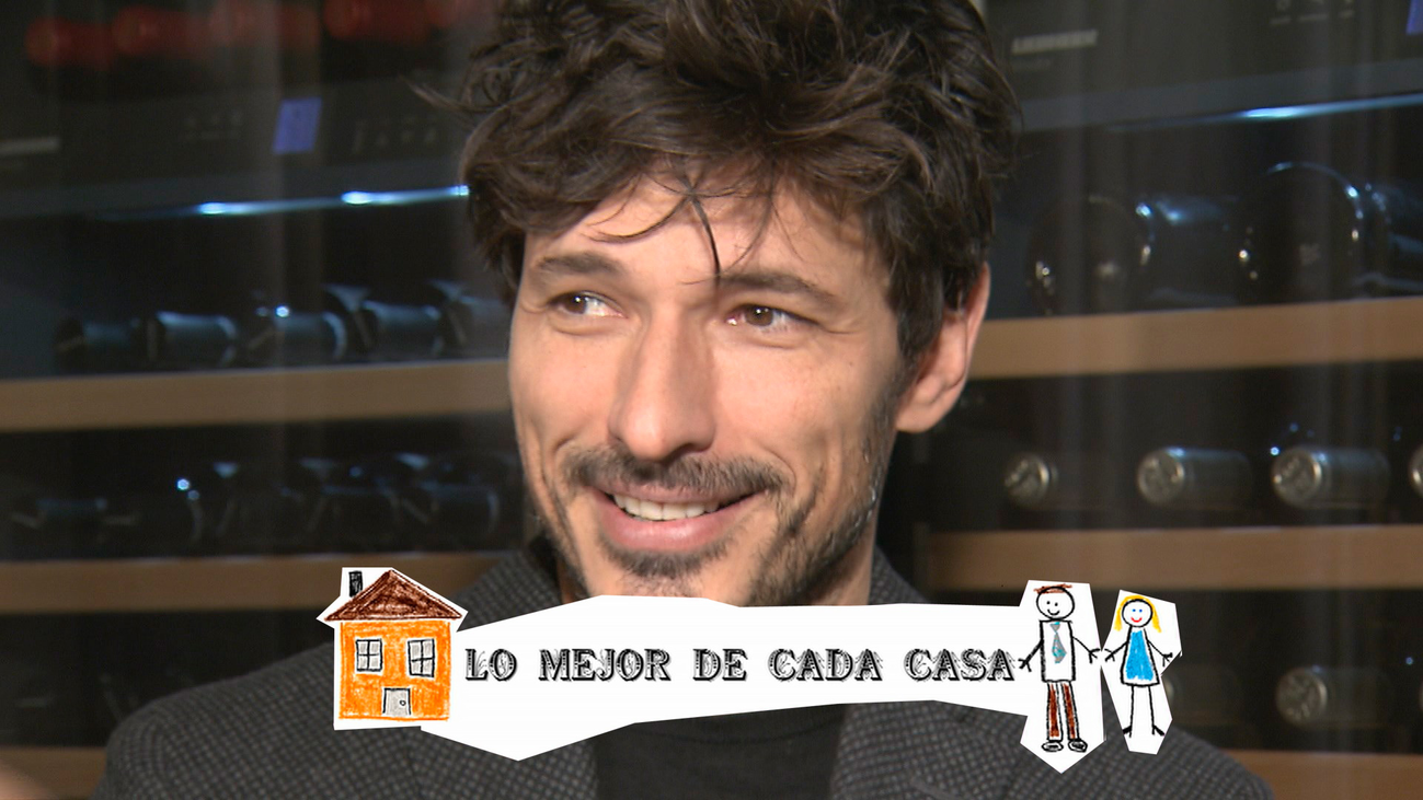 """Andrés Velencoso: """"Más proyectos como actor en 2020 están en lo más alto de la lista de mis deseos"""""""