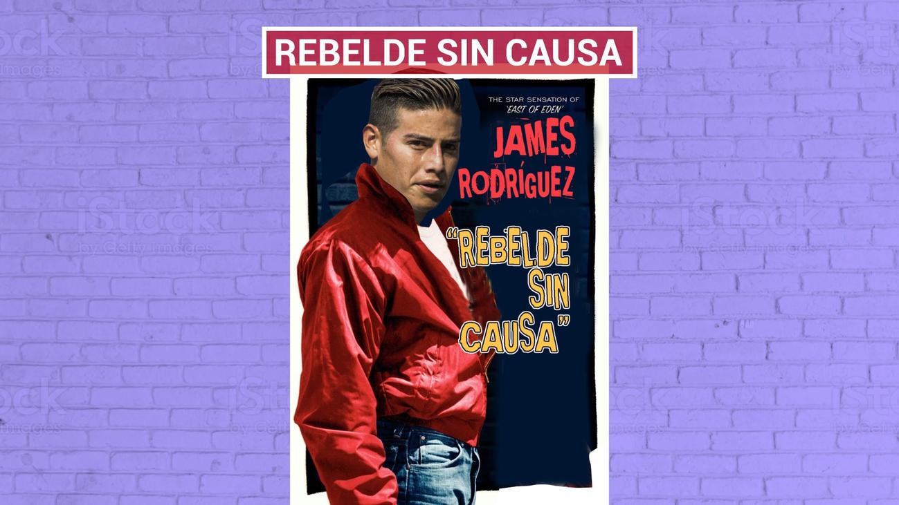 """James Rodríguez: """"Yo también quiero saber por qué no juego"""""""
