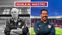 Simeone iguala las 194 victorias en Liga de Luis Aragonés