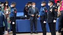 Almeida anuncia un refuerzo para la Policía Municipal y la convocatoria de 300 nuevas plazas