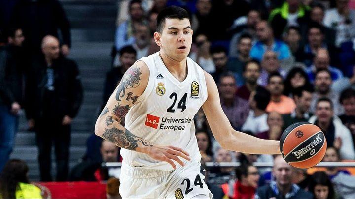 Palo para el Real Madrid de baloncesto, Deck se marcha a la NBA