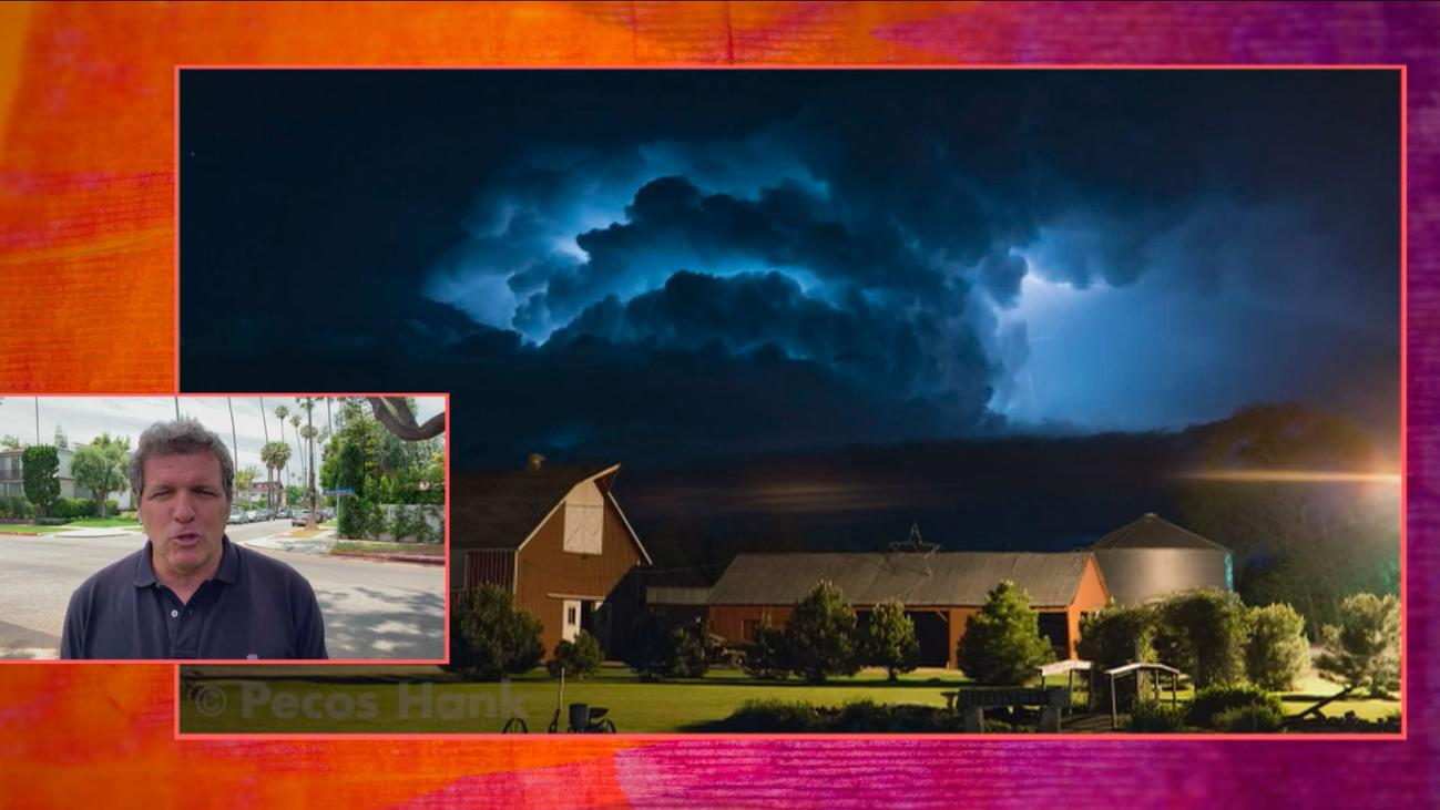 El 'callejón de los tornados' y otros retos fotográficos impresionantes