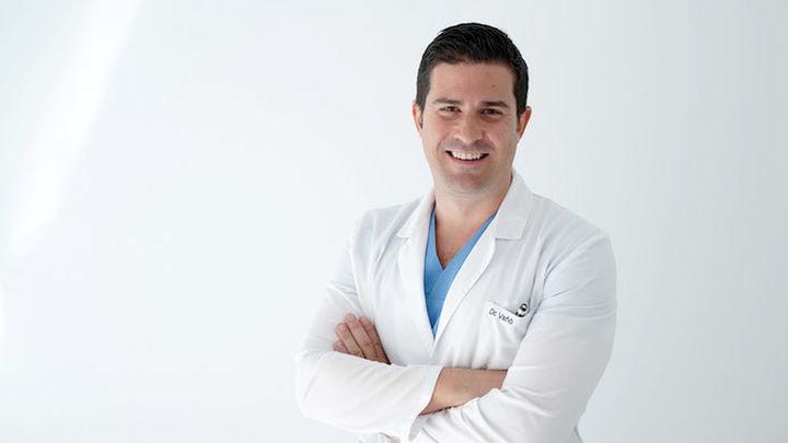 """Sergio Vañó, dermatólogo,  """"Estamos estudiando si la alopecia es un factor de riesgo frente al Coronavirus"""""""
