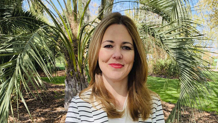 "Azahara Molina, alcaldesa de Torrejón de la Calzada: ""Me vine aquí por amor"""