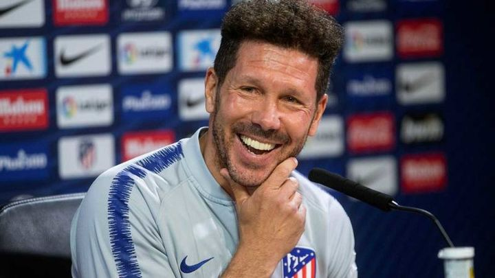 """Simeone: """"¿Joao, Costa y Suárez juntos de inicio? Todavía no está el equipo preparado"""""""
