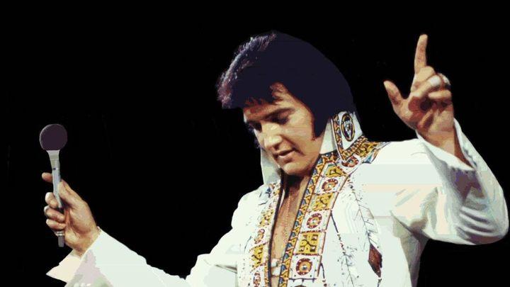 El último concierto de Elvis Presley