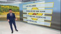 Baño prohibido en los ríos y pantanos de Madrid... y de otras provincias
